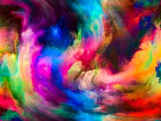 Exploding Paint