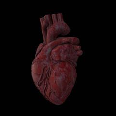 hearts 3D render  backgrounds