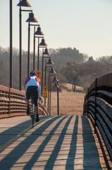 White Rock Lake Trail Bridge