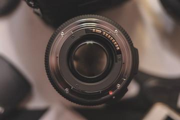 Objetivo Canon 35mm