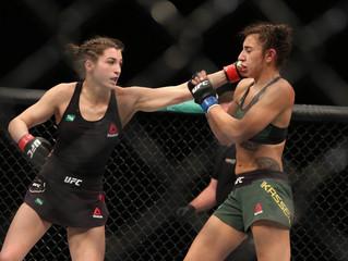 MMA: UFC 234-De La Rosa vs Kassem