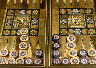 Backgammon is a Board game.