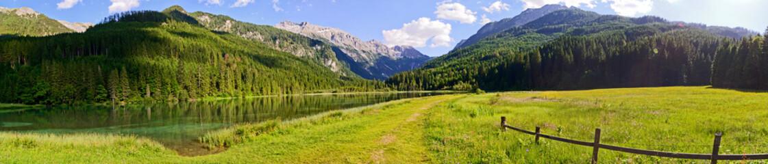 Lake Jägersee, Kleinartal, Salzburg, Austria