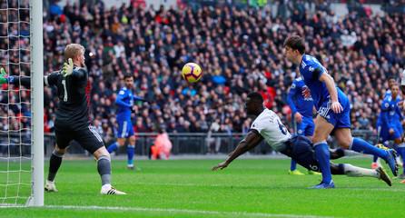 Premier League - Tottenham Hotspur v Leicester City