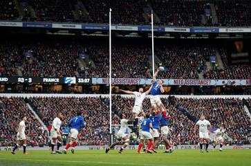 Six Nations Championship - England v France