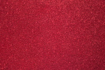 red glittering background