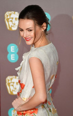 The British Academy of Film and Television Awards at the Royal Albert Hall in London