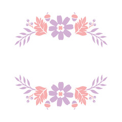 floral cut out files, custom vinyl decals, simple floral cut out