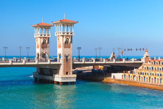 Stanley Bridge, Alexandria, Egypt