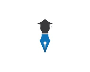 Education symbol illustration