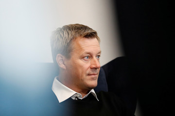 IKEA Group President & CEO Jesper Brodin is seen during an interview with Reuters in San Francisco, California
