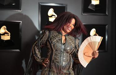 61st Grammy Awards - Arrivals - Los Angeles, California, U.S.