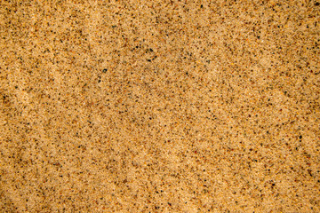 Sand of a beach, closeup of the crystals