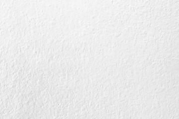 White grunge cement wall texture for background and design art work.