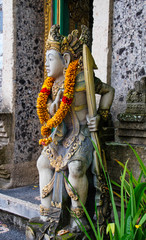 Poster Lieu connus d Asie Divindade estatua DEUSES