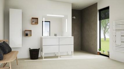 vue 3d salle de bain 01