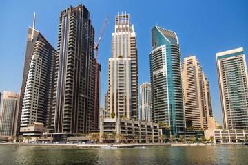Residential Buildings in Dubai Marina