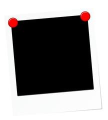 Polaroid Rote Magnete