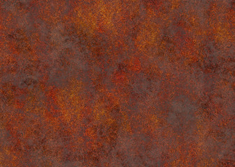 rust coroded industrie background Wall mural