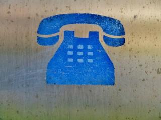 Symbol für ein Festnetztelefon