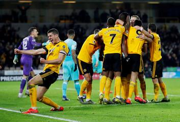 Premier League - Wolverhampton Wanderers v Newcastle United