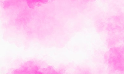 abstract painting  pink background