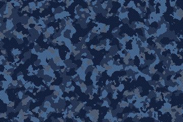 Fototapeta camouflage pattern blackground.