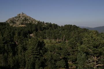 Burgos. Nature in Castille Leon. Spain
