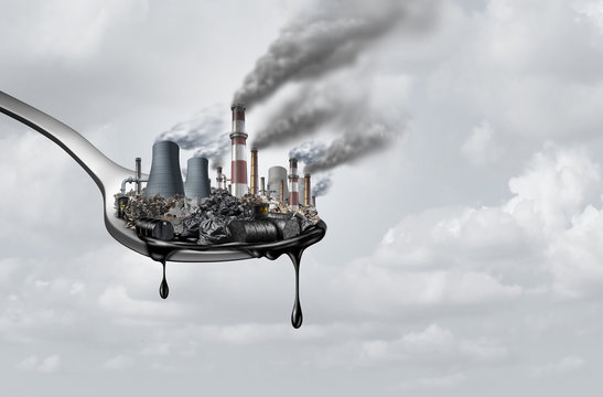 Pollution In Food