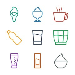 refreshment icons