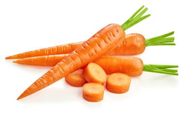 Carrots vector illustration