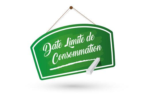 DLC - Date limite de consommation