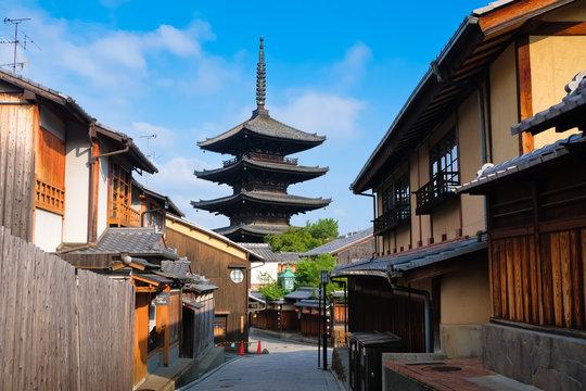 京都市 八坂の塔