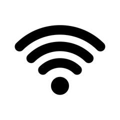 Wi-Fi internet icon. Vector wi fi access, wireless wifi hotspot signal sign