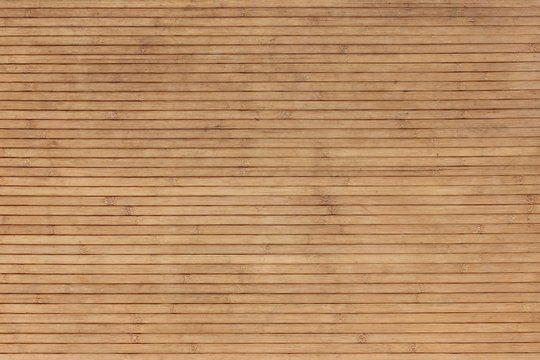 Vintage surface bamboo wood and rustic texture background.