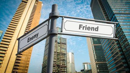 Sign 367 - Friend