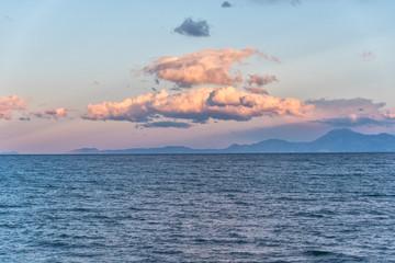 Southern Italian Mediterranean Sea Coast