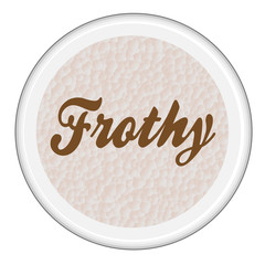 Frothy Milky Coffee