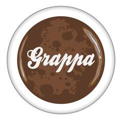 Grappa Coffee Icon