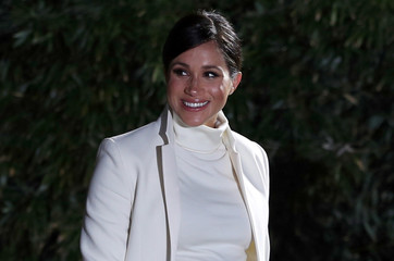 Meghan, Duchess of Sussex, visits Natural History Museum in London