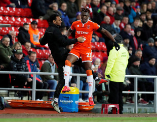 League One - Sunderland v Blackpool