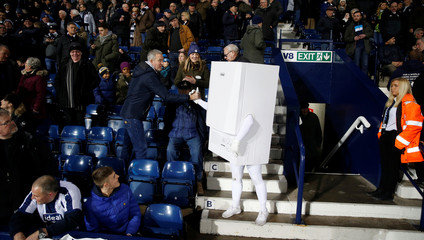 Championship - West Bromwich Albion v Nottingham Forest