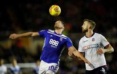 Championship - Birmingham City v Bolton Wanderers