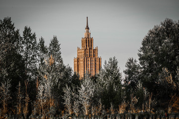 Acadamy of Sciences, Riga