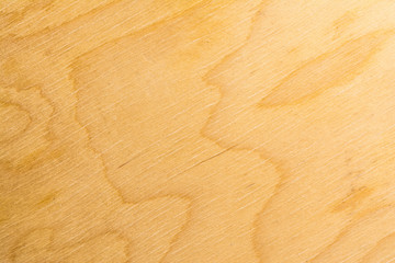 Real natural birch plywood. High-detailed wood texture.