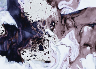 AS Abstract Fluid Art Texture
