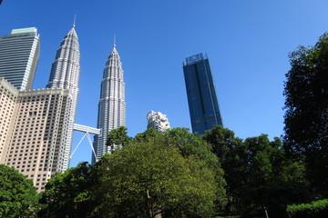 Kuala lumpur vue générale