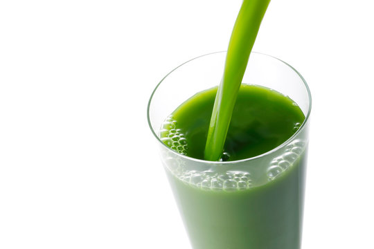 青汁 Green juice