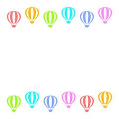 気球のフレーム