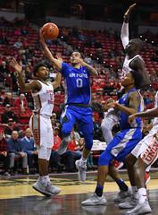 NCAA Basketball: Air Force at UNLV